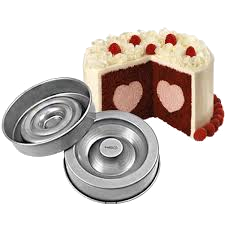 Wilton Heart Cake Pan1